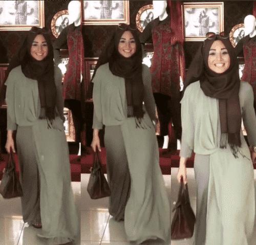 Turkish-abaya-4-500x479 Turkish Abaya Fashion - 20 Ways to Wear Turkish Style Abaya