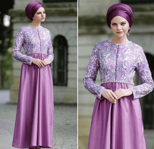 Turkish-abaya-6-500x484 Turkish Abaya Fashion - 20 Ways to Wear Turkish Style Abaya