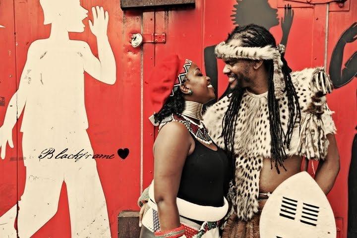 Zulu-South-African-Wedding