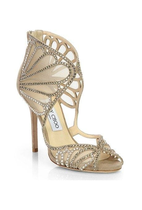 25-Classiest-Cinderella-Shoes-14 25 Classiest Cinderella Shoes from the Best Designer Brands
