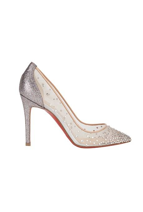 25-Classiest-Cinderella-Shoes-8 25 Classiest Cinderella Shoes from the Best Designer Brands