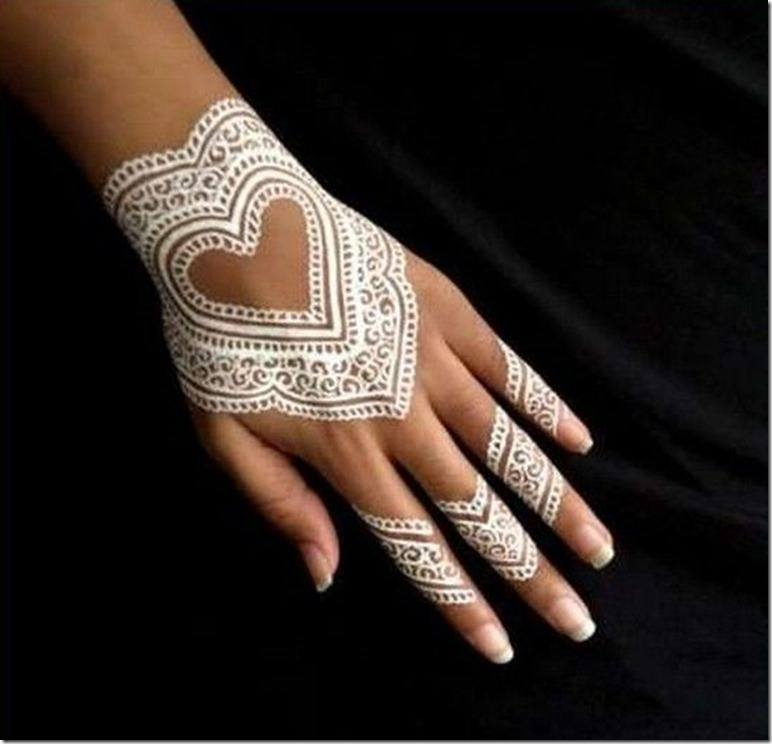 HEART-HENNA-WHITE_thumb6 Heart Shaped Mehndi Designs- 20 Simple Henna Heart Designs