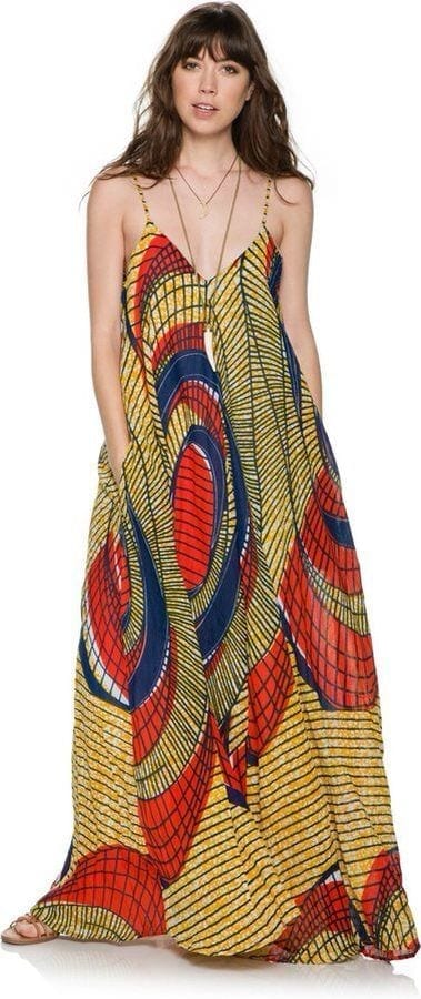 African-Style-Funky-Dress Funky Outfits for Ladies - 30 Ways to Look Funky for Women