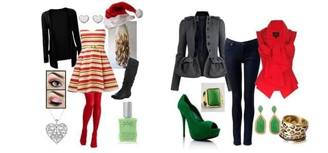 Funky-Dress-for-Christmas-Party Funky Outfits for Ladies - 30 Ways to Look Funky for Women
