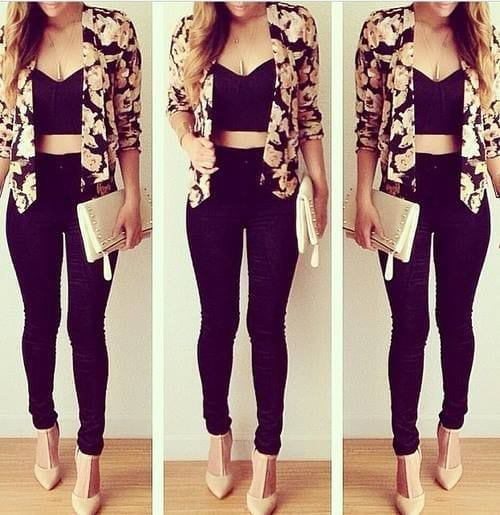 Funky-Style-Club-Outfits Funky Outfits for Ladies - 30 Ways to Look Funky for Women