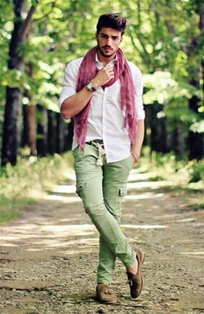 Vintage-Look-for-Skinny-Guys 30 Funky Outfits for Guys Trending These Days