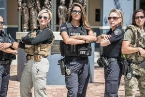 Most Attractive Women Police Forces in World