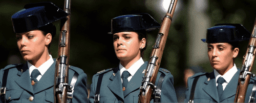 women-police-force-500x201 Top 10 Most Attractive Women Police Forces in World