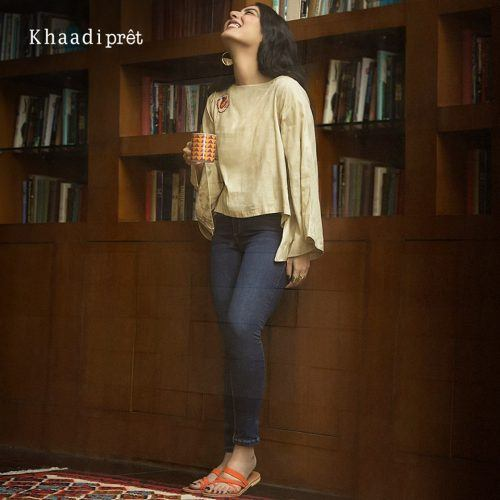 khaadi-jeans-for-women-500x500 Top 10 Jeans Brands for Girls in Pakistan with Price