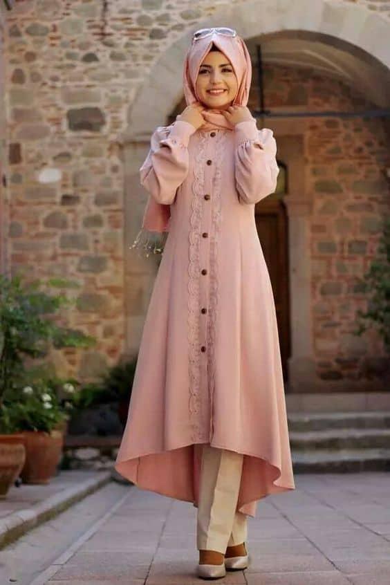 hijab-styles-with-salwar-kameez-2 15 Modest Ways for Women To Wear Shalwar Kameez Fashionably