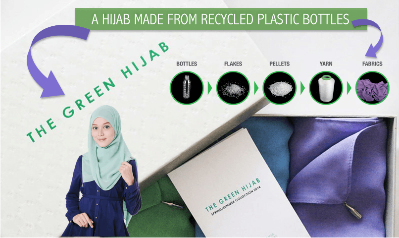 waste2wear-green-recycled-eco-hijab Eco Friendly Hijabs - Top 10 Brands to Buy Eco-Hijabs