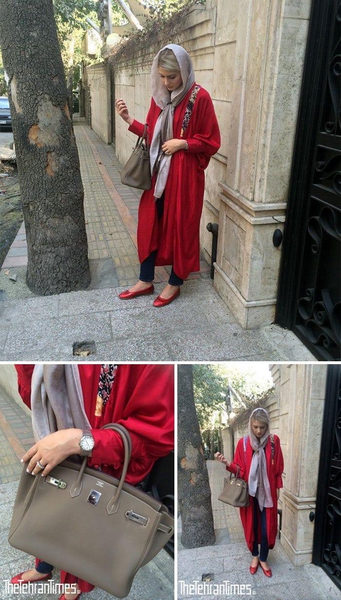 10 20 Best Iranian Hijab Style-Step by Step Irani Hijab Tutorial