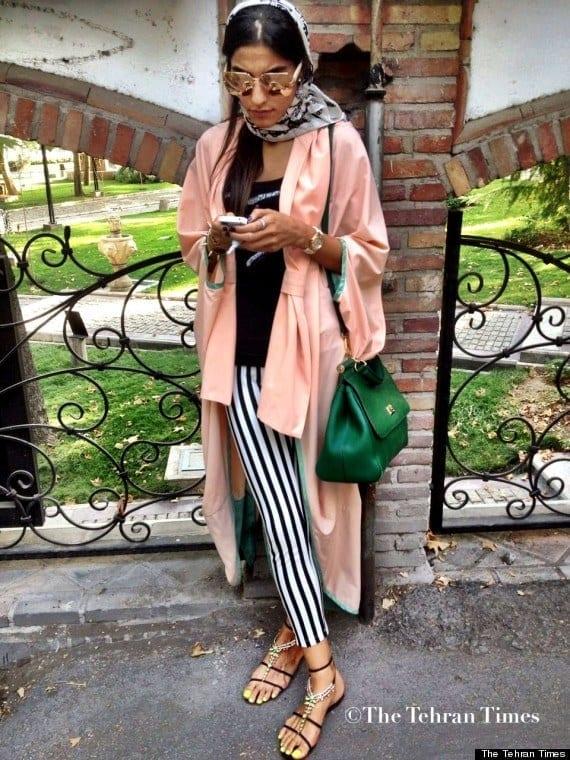 11 20 Best Iranian Hijab Style-Step by Step Irani Hijab Tutorial