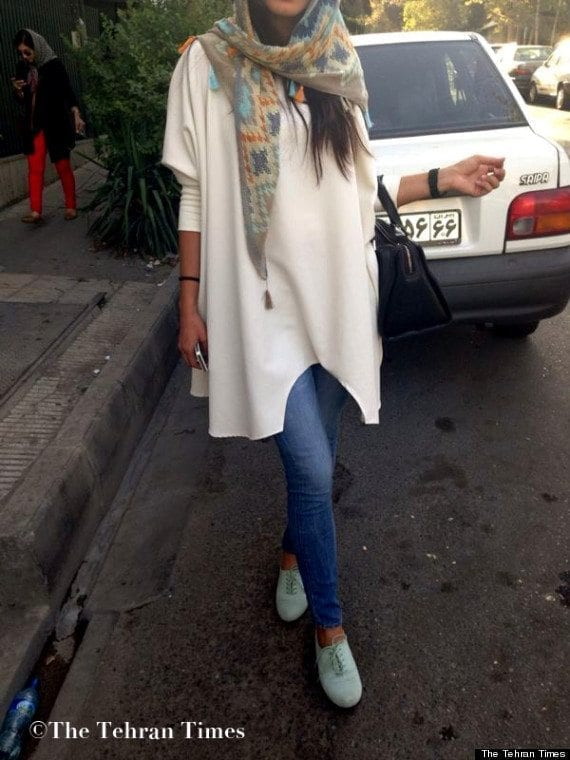 14 20 Best Iranian Hijab Style-Step by Step Irani Hijab Tutorial