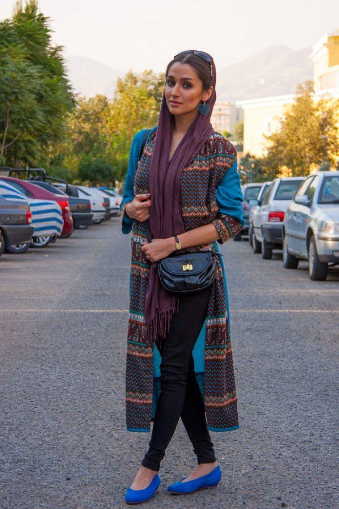 3-683x1024 20 Best Iranian Hijab Style-Step by Step Irani Hijab Tutorial