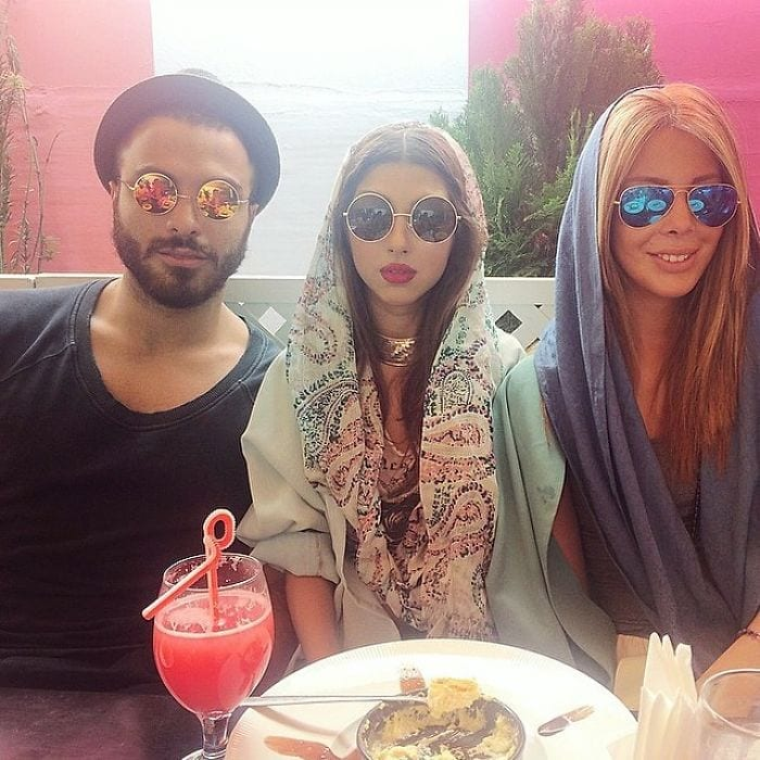 6 20 Best Iranian Hijab Style-Step by Step Irani Hijab Tutorial