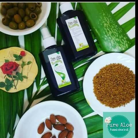 pure-aloe Top 10 Pakistani Brands For Hair Care