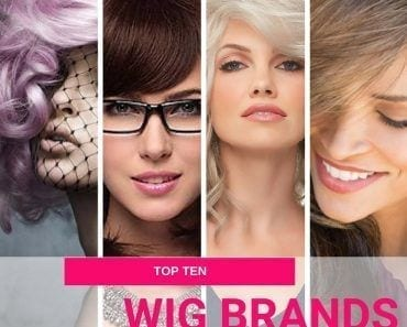 Top 10 wig brands of the world