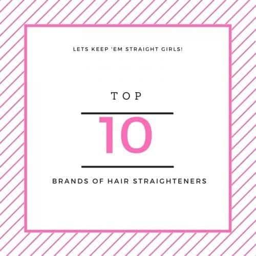 TOP-500x500 Top 10 Hair Straighteners Brands in World 2018
