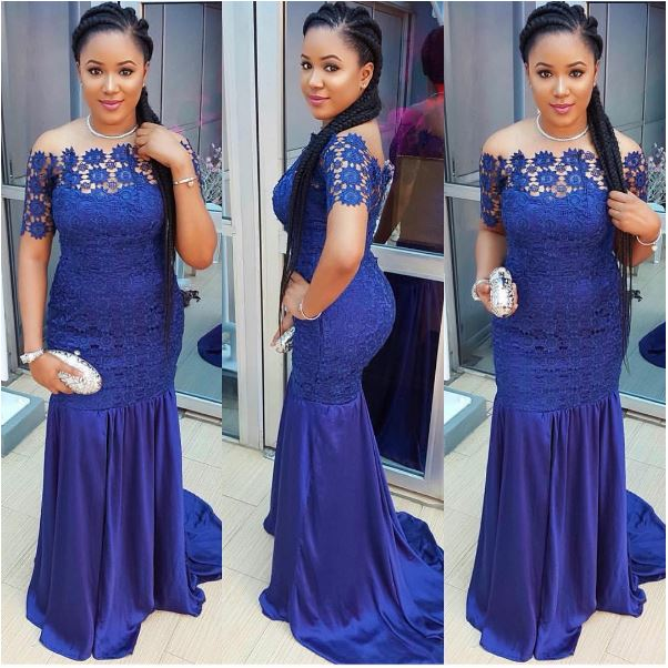 2017 Aso-Ebi styles–18 Latest Lace and Asoebi Designs These Days