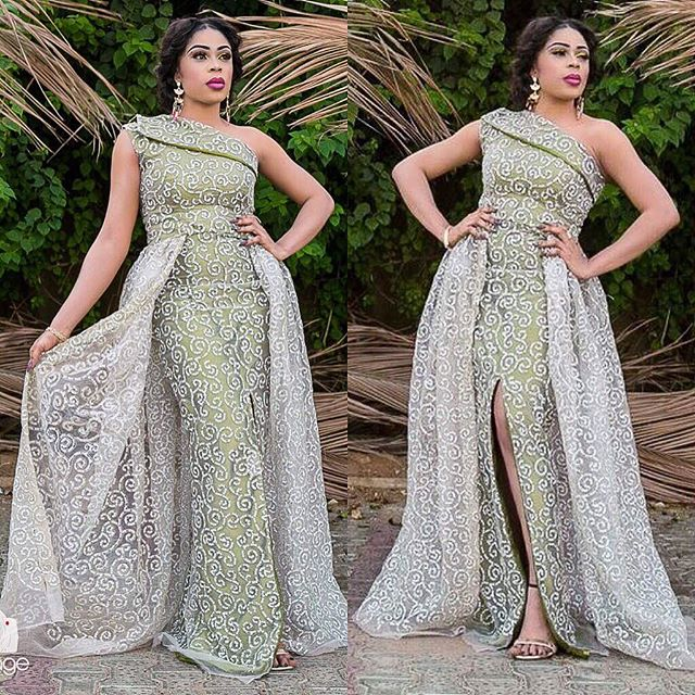 ea9f410f41 2018 Aso-Ebi styles–20 Latest Lace and Asoebi Designs These Days