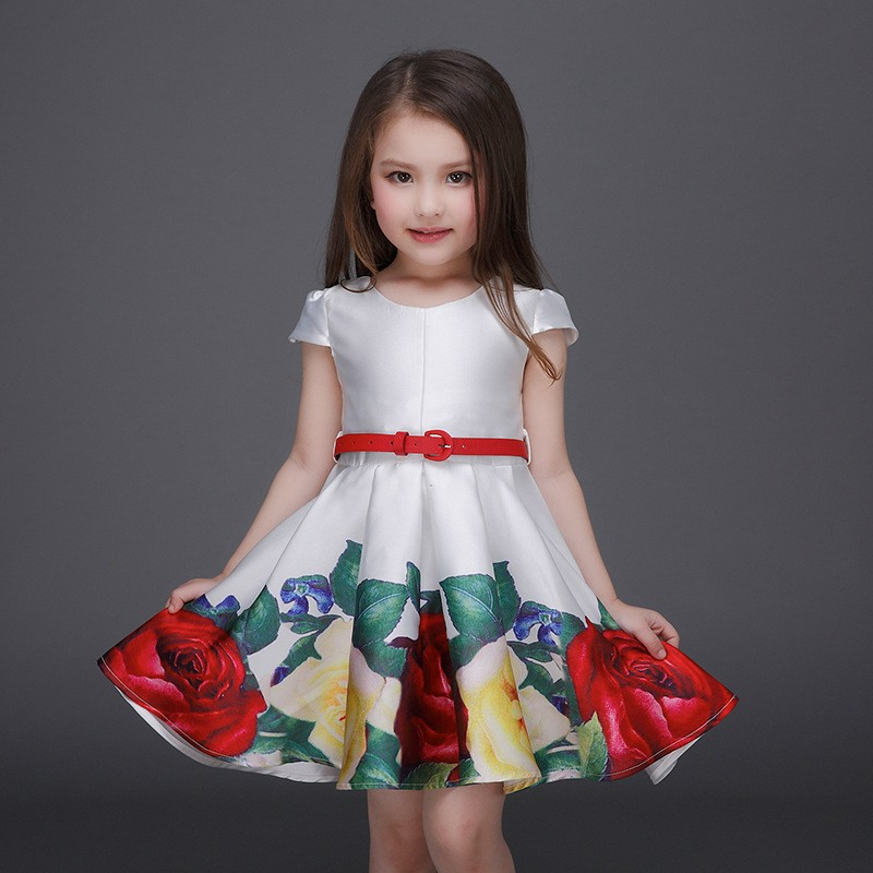 Air-Line-Frock Frock Designs for Little Girls-17 Latest Frock Styles for Kids 2018