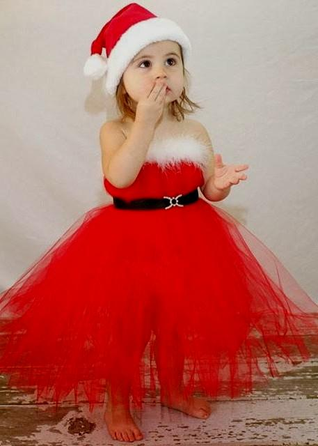 Christmas-Frocks Frock Designs for Little Girls-17 Latest Frock Styles for Kids 2018