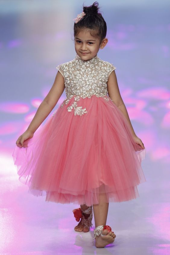 Frock Designs For Little Girls 17 Latest Frock Styles For
