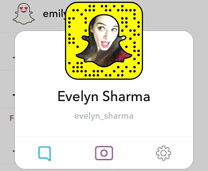 EVELYN-SHARMA Indian Celebrity Snapchats-25 Indian Celebrity Snapchat Accounts to follow