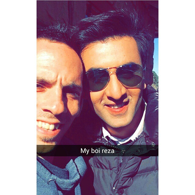 ranbir-snap Indian Celebrity Snapchats-25 Indian Celebrity Snapchat Accounts to follow