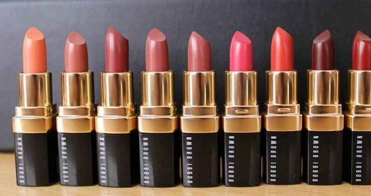 Bobbi-Brown The Top 40 Lipstick Brands Every Girl Should Own