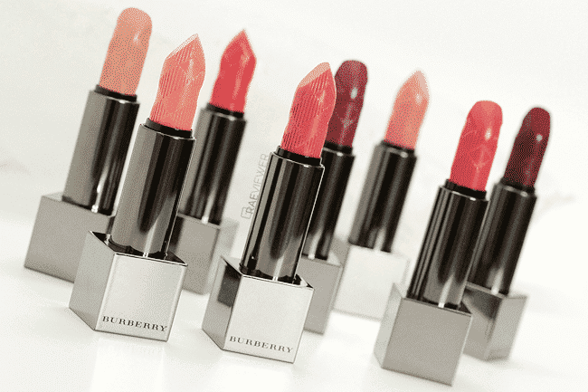 BurberryKissesLipReview The Top 40 Lipstick Brands 2019 Every Girl Should Own