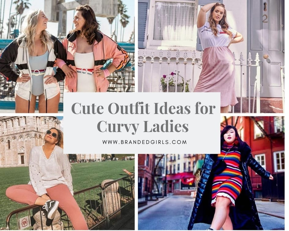 Curvy-Girl-Outfits 20 Cute Outfit Ideas For Curvy Ladies To Look Awesome