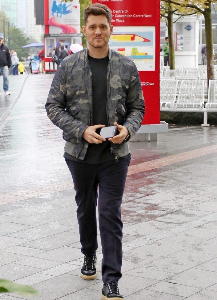 Michael-Buble-Helmut-Lang-jacket-742x1024 Top 30 Clothing Brands That All Celebrities Love To Wear