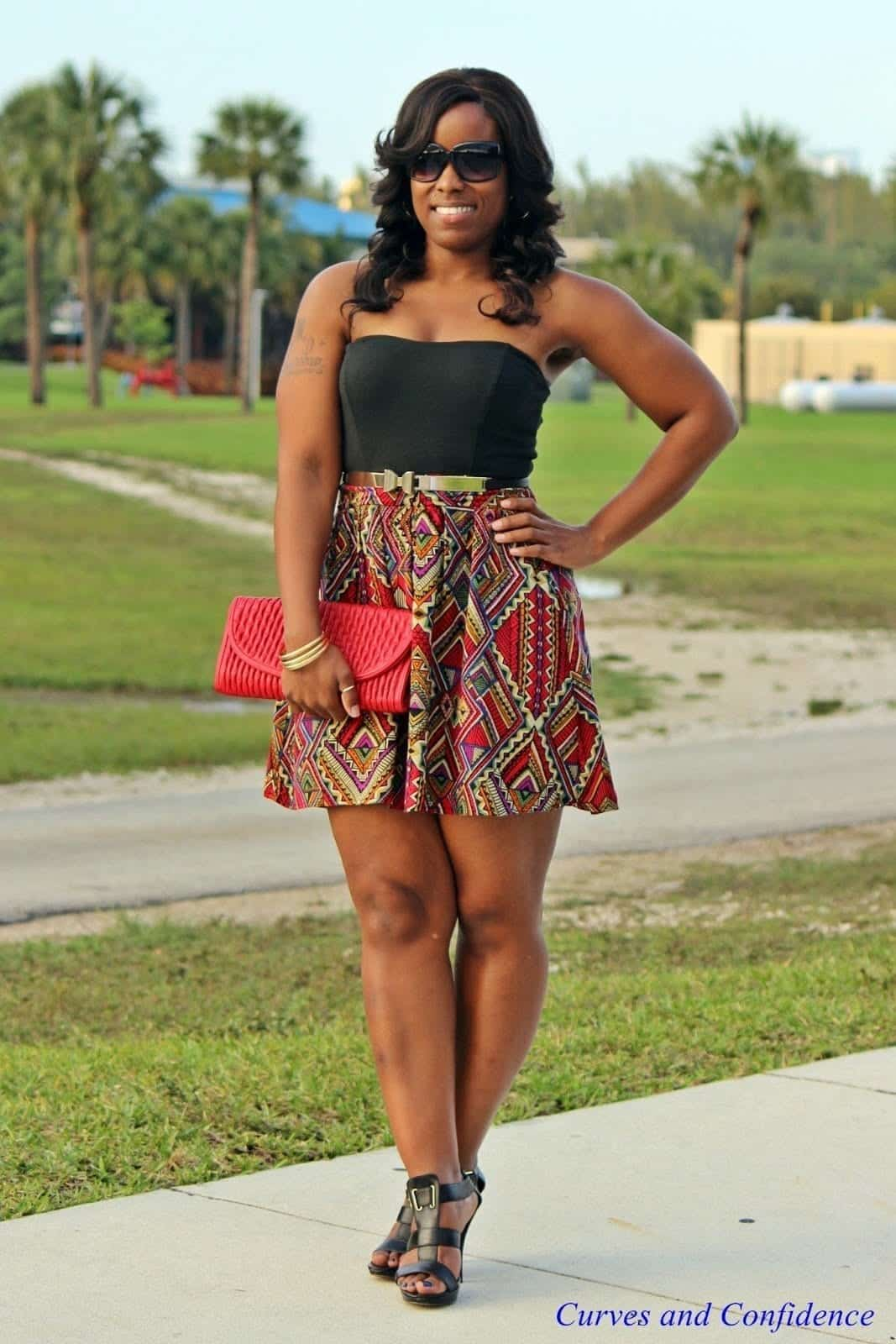 20 Cute Outfit Ideas For Curvy Ladies To Look Awesome