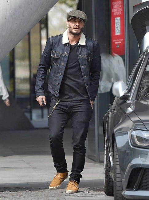 david_beckham_wears-saint_laurent_in_london1 Top 30 Clothing Brands That All Celebrities Love To Wear