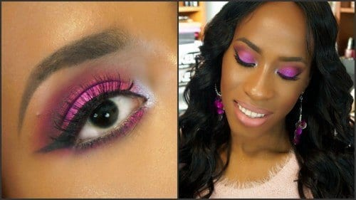 e2-500x281 Simple Party MakeUp Tips for Black Women to Look Gorgeous