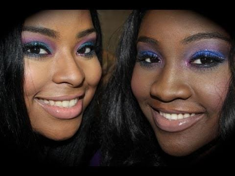 e3 Simple Party MakeUp Tips for Black Women to Look Gorgeous