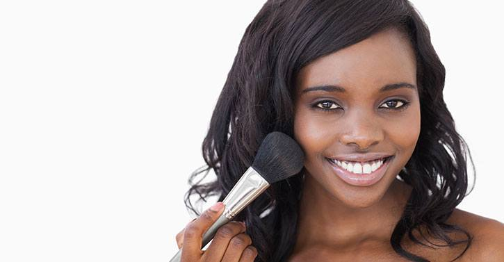 Simple Party Makeup Tips For Black Women To Look Gorgeous-4327