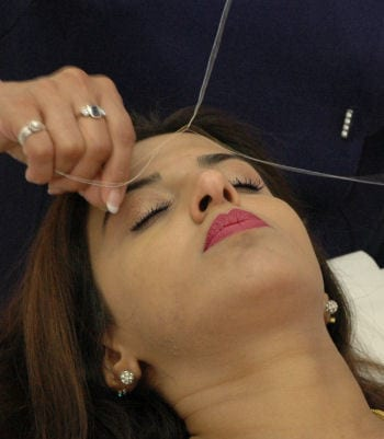 thread Tips to Permanently Remove Body Hairs without Laser Treatment