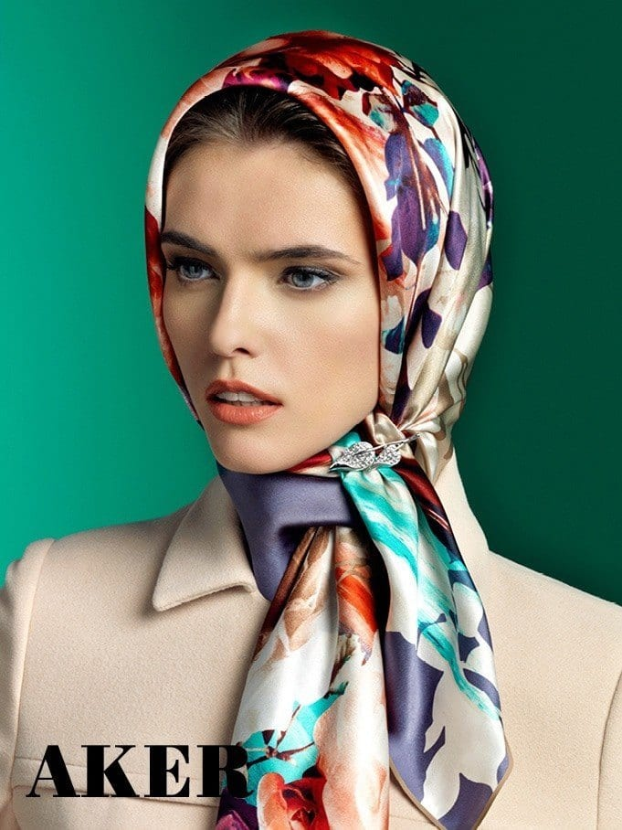 8ef287a87db6d2bab9863ed5b27a9ad5 18 Cute Ways to Tie Hijab with Different Outfits