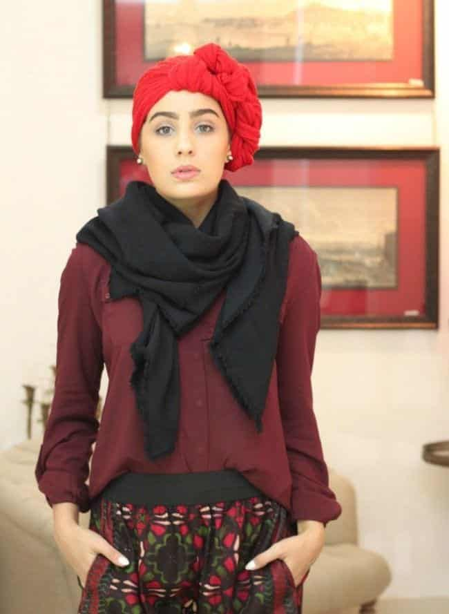 Ascia-AKF-hijab-fashion 25 Western Outfits to Wear with Hijab for Gorgeous Look