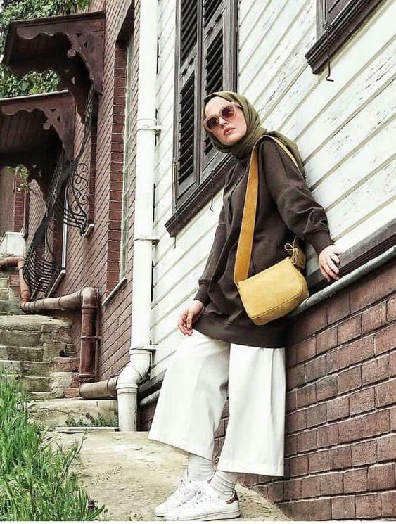 Hijab-1 15 Latest Hijab Styles to Follow These Days