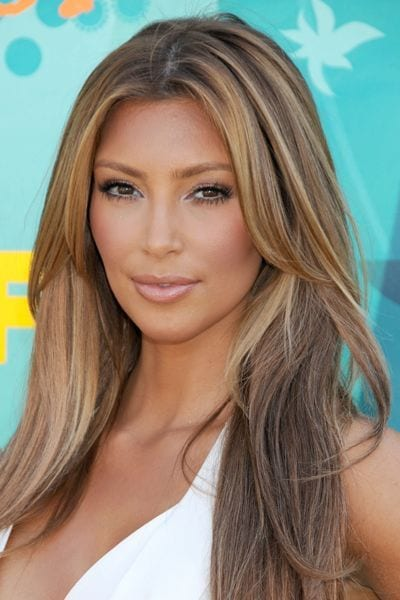 Kim-Kardashians-summer-makeup-looks 9 Simple Summer Makeup Tips For A Fresh And Natural Look