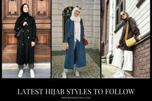 Latest Hijab Styles to Follow these days (1)