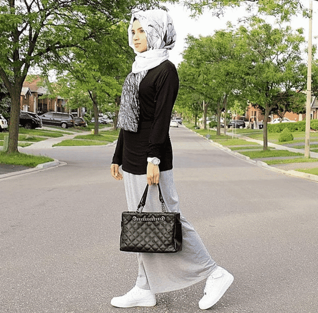 Screenshot_17 18 Cute Ways to Tie Hijab with Different Outfits