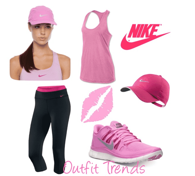 Stylish-workout-clothes-women 15 Cool Summer Sports /Workout Outfits For Women