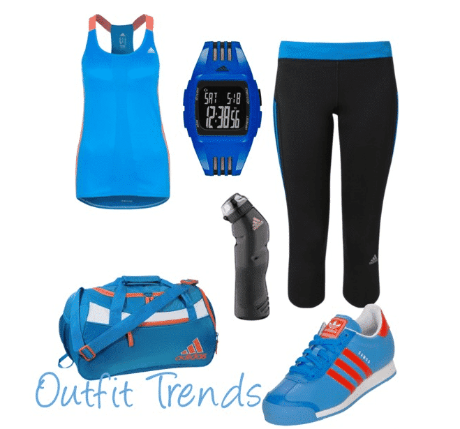 Top-sports-outfits-brands-for-women 15 Cool Summer Sports /Workout Outfits For Women