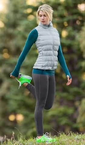 Winter Training Outfit Ideas