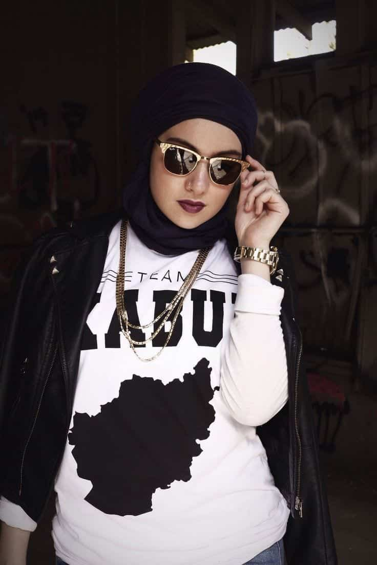 accessories-to-wear-with-hijab 25 Western Outfits to Wear with Hijab for Gorgeous Look